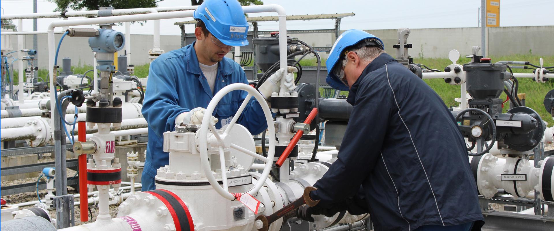 Betriebsführung von Pipelinesystemen und Anlagen