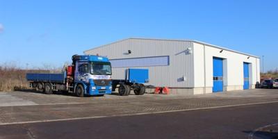 Erweiterung der Lagerkapazitäten für Störfall- und Havariematerial bei ARS